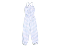 daphne jumpsuit lb/w striped