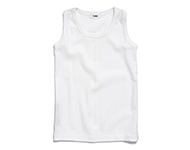 duke tank top white