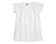 dora dress off white