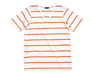dove t-shirt o/w striped