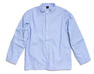 david shirt light blue