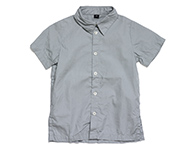 dan shirt light grey