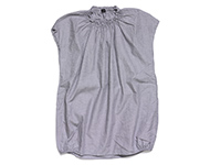 dagmar dress cloud grey