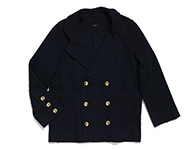 donatella jacket dark navy blue