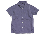 dan shirt sea blue