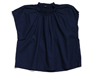 denise blouse blue