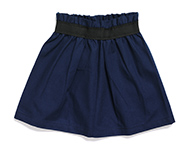 daisy skirt blue