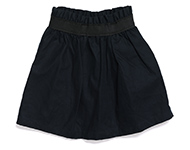 daisy skirt dark blue navy