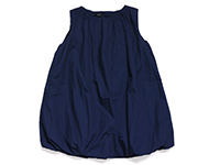 dalia dress blue