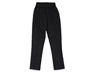 daga trousers black