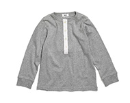 verner shirt light grey