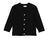 valeria cardigan black