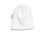 baby cap white