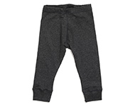 baby leggings dark grey